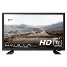 """Radiola LD25100KA TV 25""""SmarTV  And. FHD HDMI TDT2"""