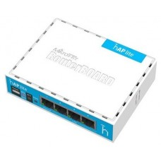 WIRELESS ROUTER MIKROTIK HAP LITE CLASSIC