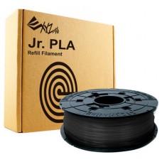 BOBINA FILAMENTO PLA COLOR BLACK 600gr para impresoras