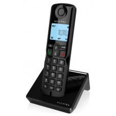 TELÉFONO INALÁMBRICO ALCATEL S250 NEGRO (Espera 4 dias)