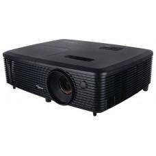 PROYECTOR OPTOMA S342e SVGA 3700L NEGRO HDMI VGA USB 3D