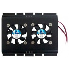 Ventilador Disco Duro Doble 4 Pin Biwond