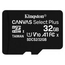 MEMORIA KINGSTONICROSD SDCS2 32GBSP