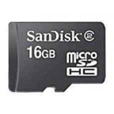 SanDisk SDSDQM-016G-B35 memoria flash 16 GB MicroSDHC (Espera 4 dias)