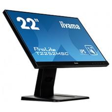 "iiyama ProLite T2252MSC-B1 monitor pantalla táctil 54,6 cm (21.5"") 1920 x 1080 Pixeles Multi-touch Negro (Espera 4 dias)"