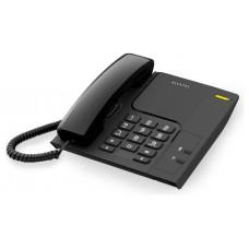 TELEFONO C/CABLE  ALCATEL T26 NEGRO (Espera 4 dias)