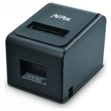 IMPRESORA TICKET AVPOS TC32U TERMICA USB/SERIE NEGRA