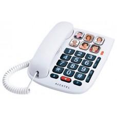 TELEFONO CON CABLE ALCATEL TMAX10 FR WHT