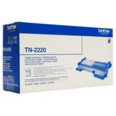 BROTHER TONER TN2220 NEGRO 2.600 PAG. HL-/2240D/2250DN