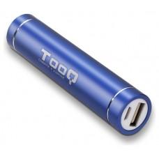 TooQ - Bateria Externa 2600mah 1xUSB 5V/1A Azul
