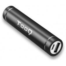 TooQ - Bateria Externa 2600mah 1xUSB 5V/1A Negro