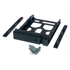 QNAP TRAY-35-BLK02 parte carcasa de ordenador Accesorio para instalación de discos duros (Espera 4 dias)