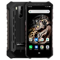 "Ulefone Armor X5 14 cm (5.5"") SIM doble Android 9.0 4G MicroUSB 3 GB 32 GB 5000 mAh Negro (Espera 4 dias)"