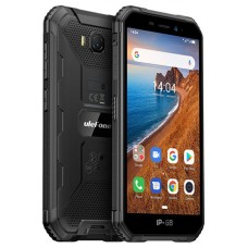 "Ulefone Armor X6 12,7 cm (5"") SIM doble Android 9.0 3G MicroUSB 2 GB 16 GB 4000 mAh Negro (Espera 4 dias)"