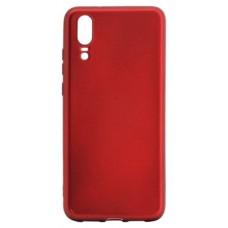 X-One Funda TPU Huawei P20 Rojo