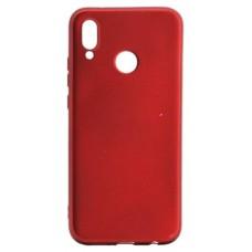 X-One Funda TPU Huawei P20 Lite Rojo