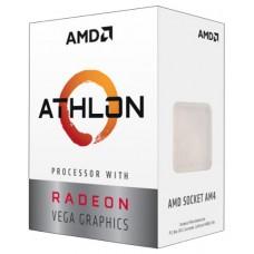 MICRO  AMD AM4 ATHLON 220GE 3.4GHZ 5MB BOX