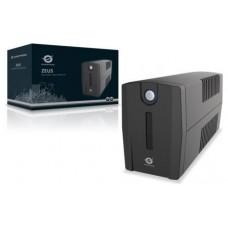 SAI 850VA CONCEPTRONIC 480W UPS 2 SHUKO